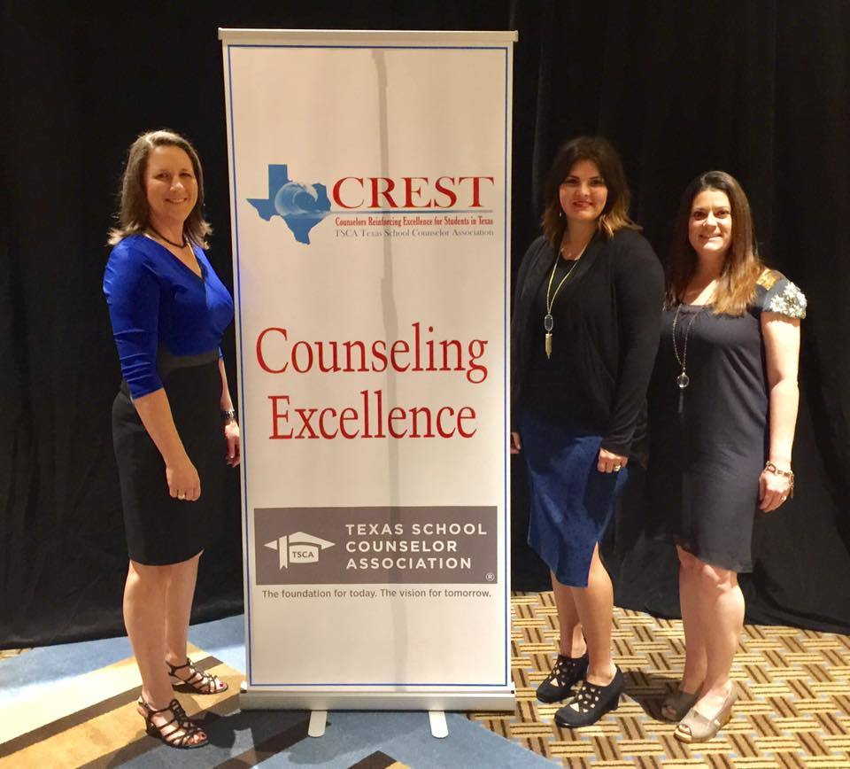 CREST Award for Counseling Excellence