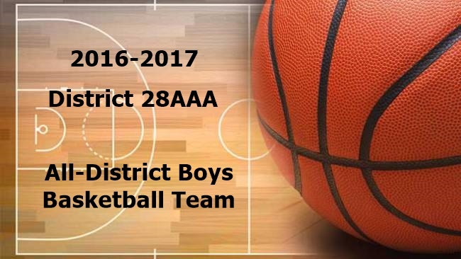 ​District 28AAA Boys All District