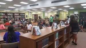 FCA Holds 1st Meeting of Year