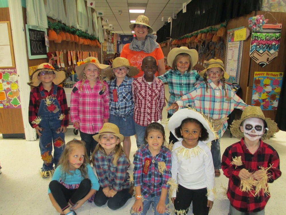 Scarecrow Day